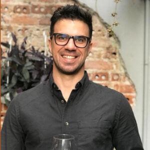 Sommelier Marco Zanona