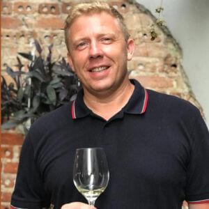 Paul Tudgay - Sommelir Rootstock Vinhos