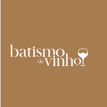 Logomarca do curso Batismo de Vinho