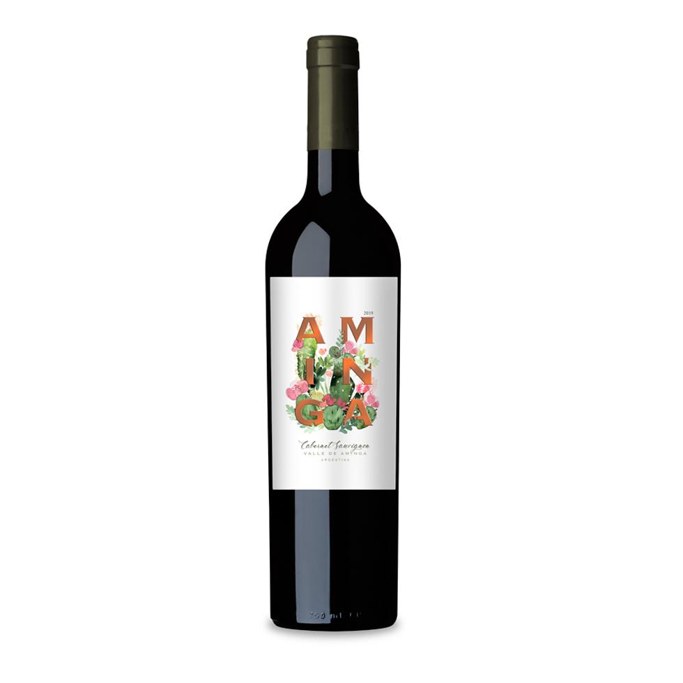 Vinho Argentino Aminga Estate Cabernet Sauvignon 2019