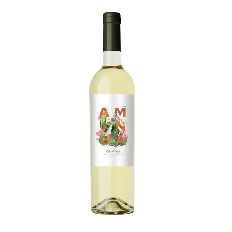 Vinho Argentino Aminga Estate Chardonnay 2019
