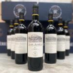 Barons de Rothschild Lafite Blason D' Aussières 2017