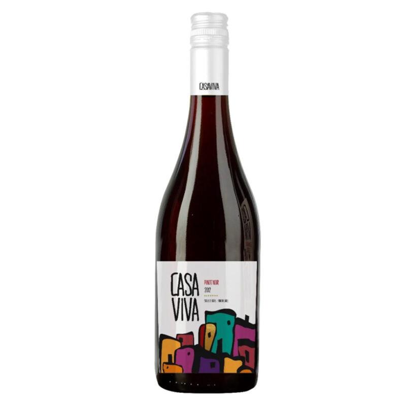 Vinho Chileno Casa Viva Pinot Noir 2019