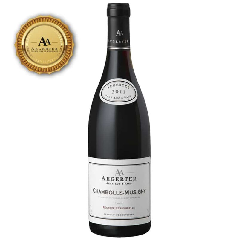 Chambolle Musigny 2011