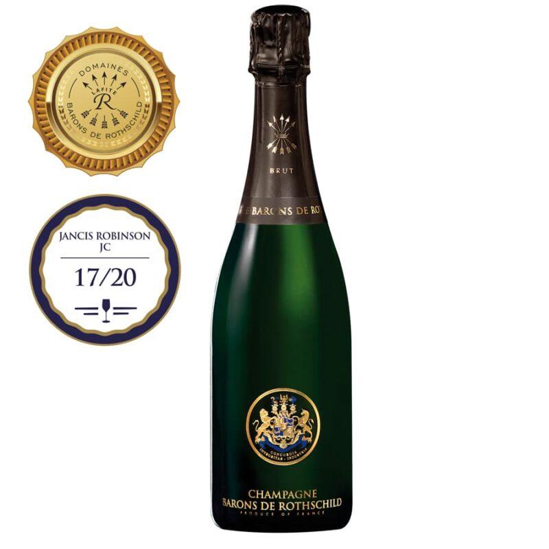Champagne Barons de Rothschild Brut