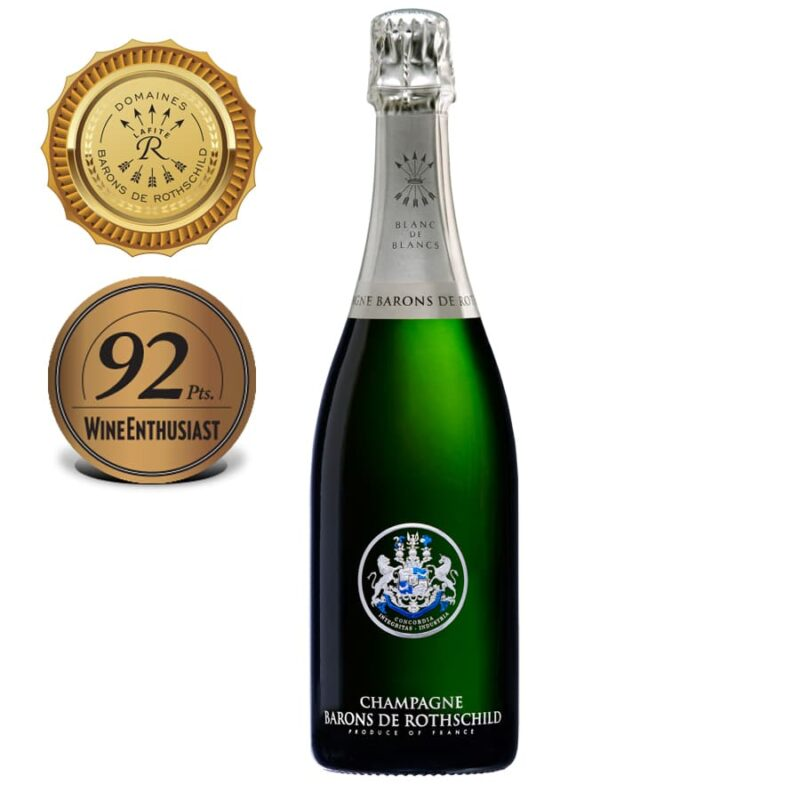 Champagne Barons de Rothschild Brut Blanc de Blancs