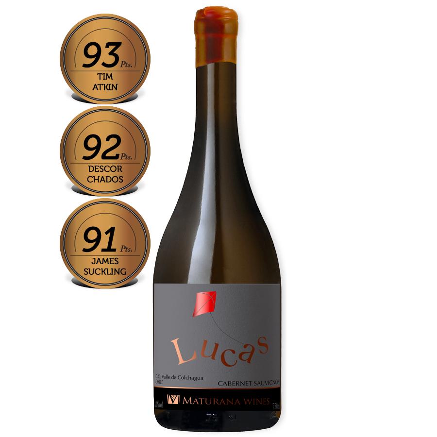 Vinhos Chilenos Maturana Wines Lucas Cabernet Sauvignon 2016