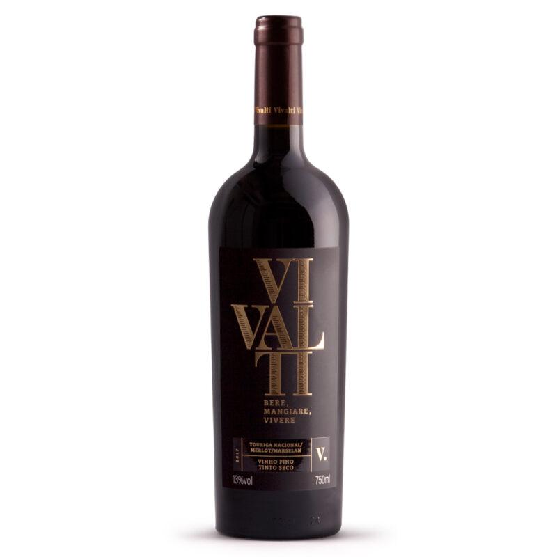 Vinho Tinto Vilvati Blend