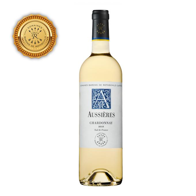 Barons de Rothschild Lafite Aussières Renaissance Chardonnay 2018