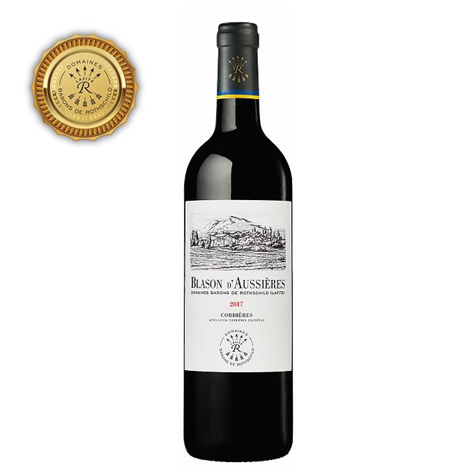 vinho Francês Barons de Rothschild Lafite Blason D' Aussières 2017