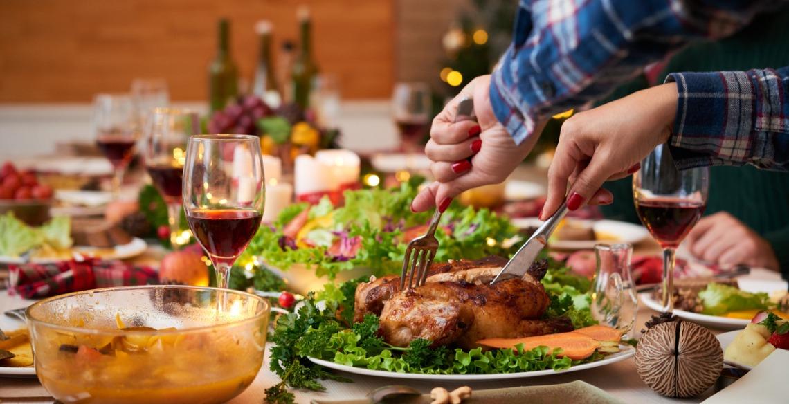 Como ter um Natal harmonioso de vinho e comida