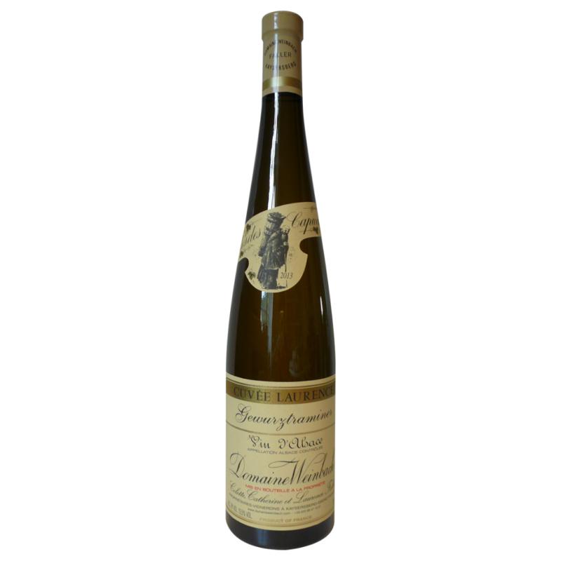 Domaine Weinbach Gewurztraminer Cuvée Laurence 2013