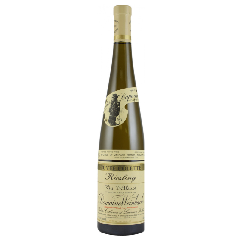 Domaine Weinbach Riesling Cuvée Colette 2014