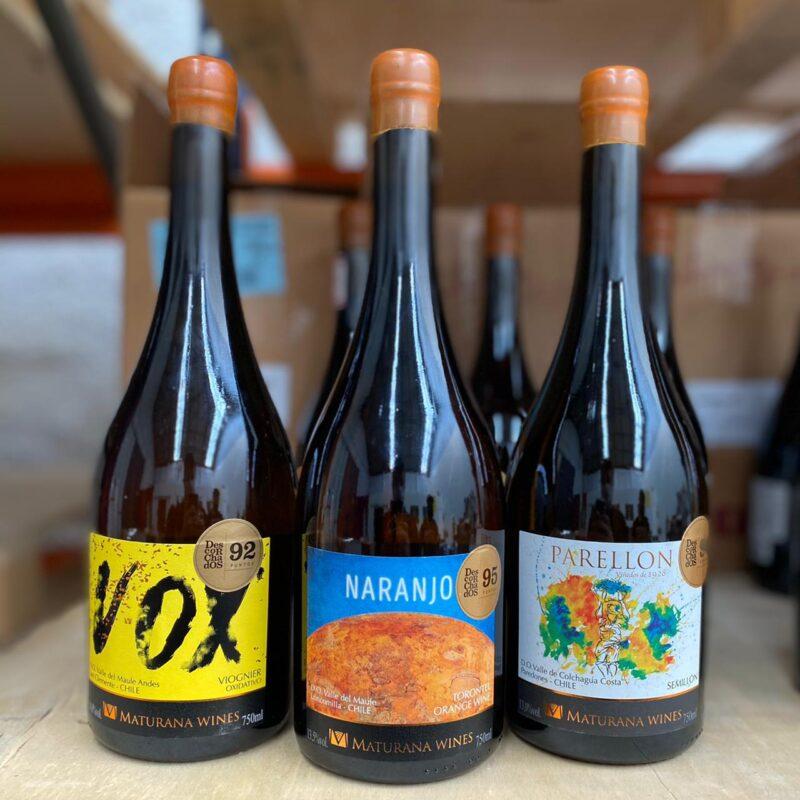 Kit 3 Unidades – Maturana Wines Branco