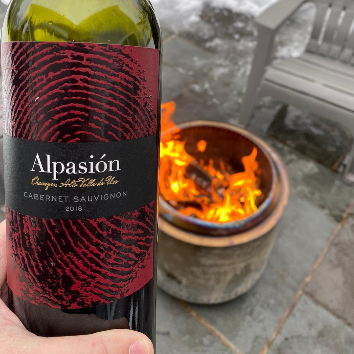 Alpasión Cabernet Sauvignon 2018