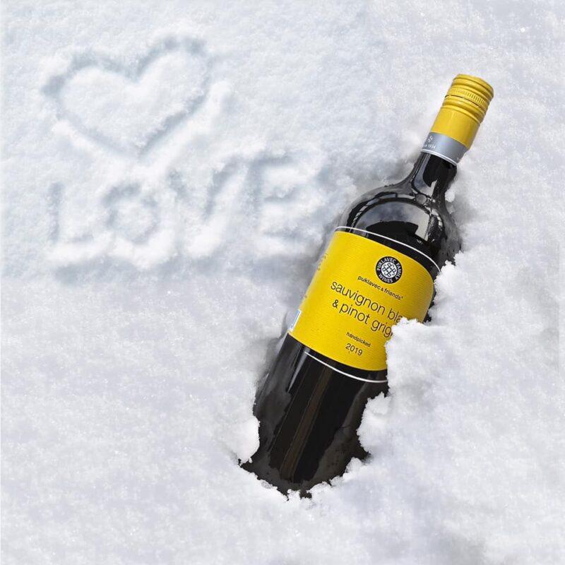 Puklavec Sauvignon Blanc Pinot Grigio 2019