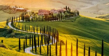 Paisagens, obras de arte e vinhos – a Toscana e seus encantos
