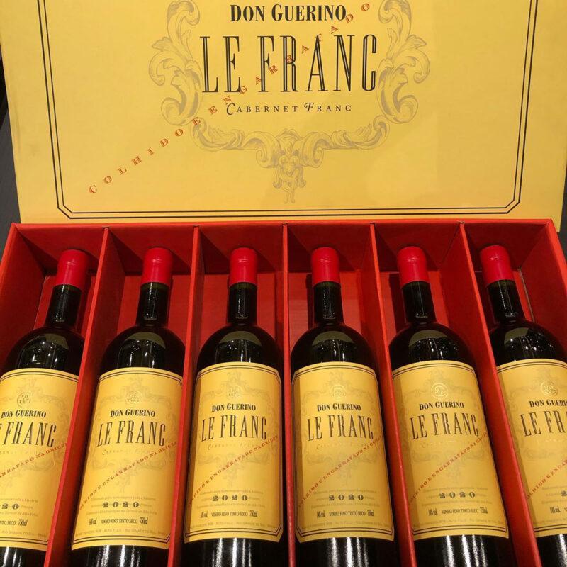 Caixa Don Guerino Le Franc