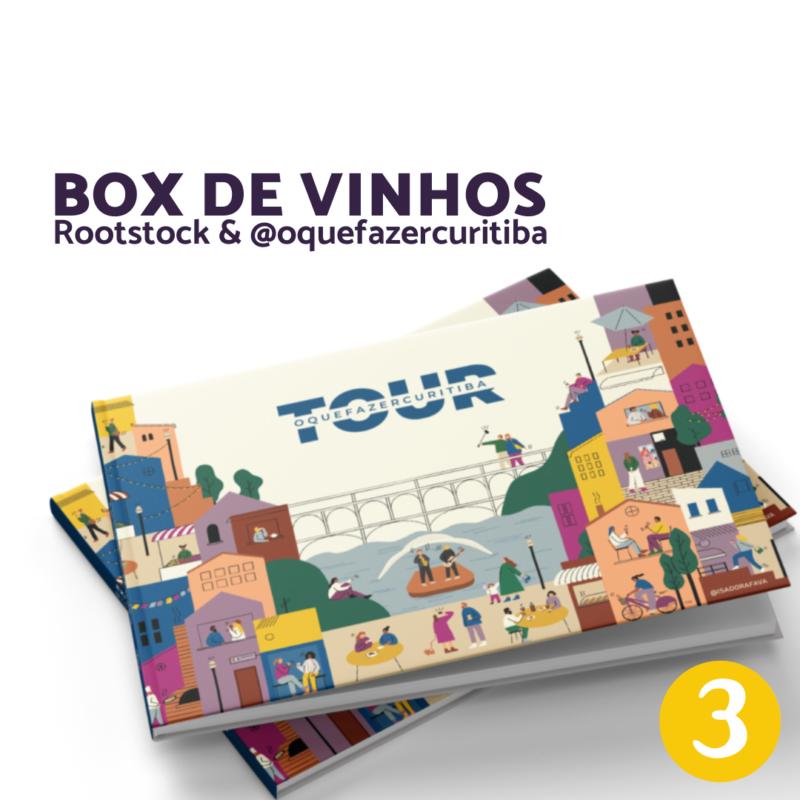 O QUE FAZER CURITIBA BOX DE VINHOS III