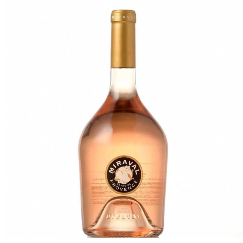 Rosé Miraval Côtes de Provence 2019 Magnum